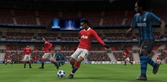 Pro Evolution Soccer 2011 3D (3DS) – you won't cry foul
