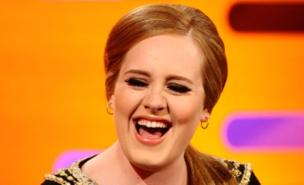 Adele is reportedly due to give birth in September (PA)