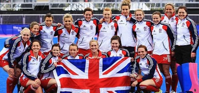 GB women's hockey