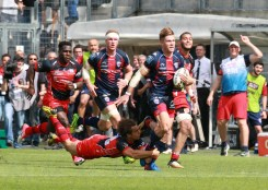 FC Grenoble - US Oyonnax montée Top 14 (60)