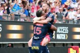 FC Grenoble - US Oyonnax montée Top 14 (72)