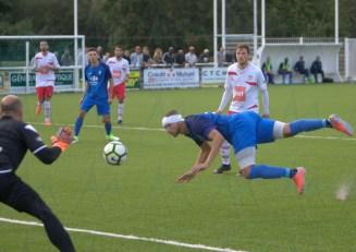 FC Salaise - réserve GF38 Régional 1 25 août 2018 Alain Thiriet (55)