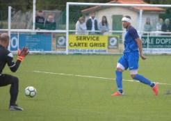 FC Salaise - réserve GF38 Régional 1 25 août 2018 Alain Thiriet (59)