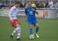 FC Salaise - réserve GF38 Régional 1 25 août 2018 Alain Thiriet (63)