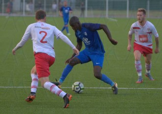 FC Salaise - réserve GF38 Régional 1 25 août 2018 Alain Thiriet (69)