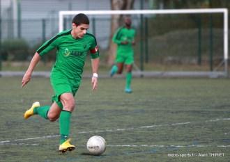 AC Seyssinet - Saint-Chamond Foot (41)