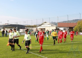 Football Cote Saint-André - US Feillens (1)
