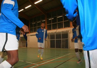 Futsal Géants - Espoir Futsal 38 en images (6)