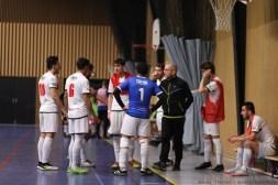 Pays Voironnais Futsal - Espoir Futsal 38 (18)