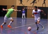 Pays Voironnais Futsal - Espoir Futsal 38 (25)