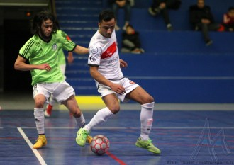 Pays Voironnais Futsal - Espoir Futsal 38 (31)