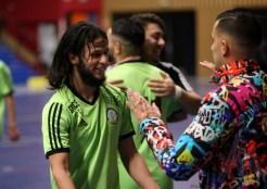 Pays Voironnais Futsal - Espoir Futsal 38 (45)
