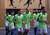 Pays Voironnais - Montpellier Méditerrannée Futsal (45)