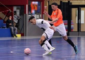 Pays Voironnais - Montpellier Méditerrannée Futsal (49)