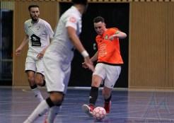 Pays Voironnais - Montpellier Méditerrannée Futsal (53)