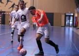 Pays Voironnais - Montpellier Méditerrannée Futsal (75)