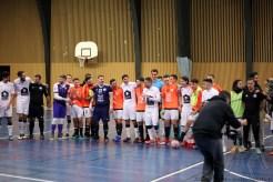 Pays Voironnais - Montpellier Méditerrannée Futsal (96)
