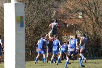Réserves USJC Jarrie Rugby - RC Motterain (107)