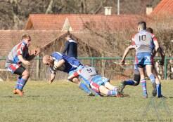 Réserves USJC Jarrie Rugby - RC Motterain (230)