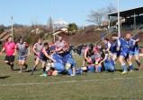 Réserves USJC Jarrie Rugby - RC Motterain (57)