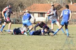 Réserves USJC Jarrie Rugby - RC Motterain (82)