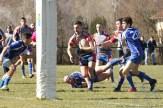 Réserves USJC Jarrie Rugby - RC Motterain (88)