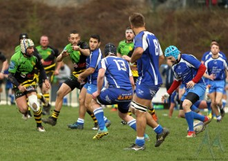 US Jarrrie Champ Rugby - Chartreuse RC (44)