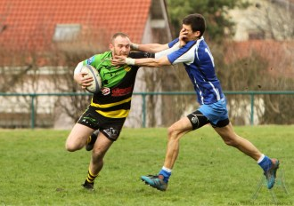 US Jarrrie Champ Rugby - Chartreuse RC (60)