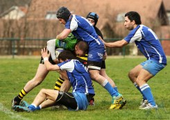 US Jarrrie Champ Rugby - Chartreuse RC (62)