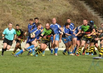 US Jarrrie Champ Rugby - Chartreuse RC (89)