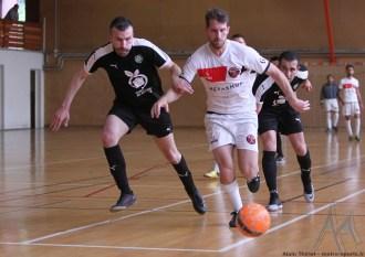 Nuxerete - Espoir Futsal 38 (40)
