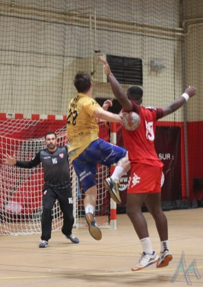 GSMH38 - Sarrebourg Handball (36)