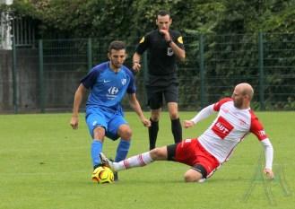 Réserve GF38 - FC Salaise (48)