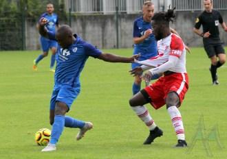 Réserve GF38 - FC Salaise (59)