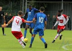 Réserve GF38 - FC Salaise (61)