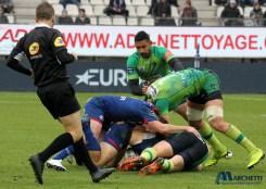 Pro D2 FC Grenoble - Montauban (29)