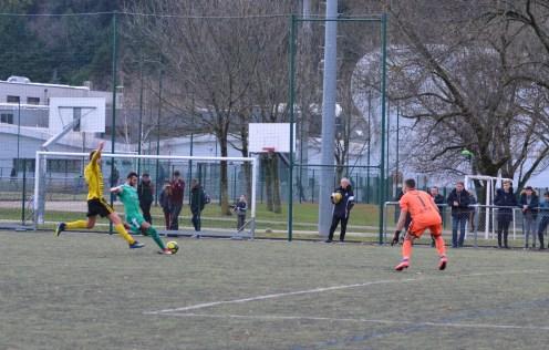 AC Seyssinet - Veauche (78)