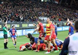 FC Grenoble - USAP Perpignan (34)