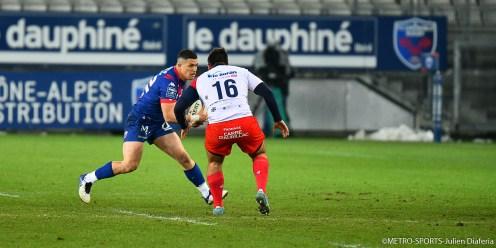 FC Grenoble - Stade Aurillacois 19 février 2020 (49)