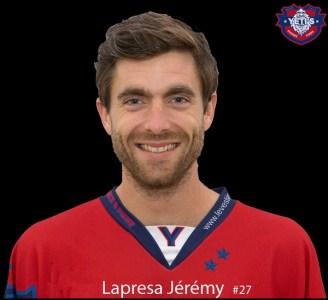 Yetis 2021- #27 Lapresa Jeremy