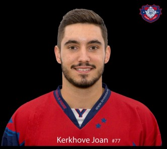 Yetis 2021- #77 KerKhove Joan