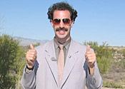 Sacha: Borat exposes racism