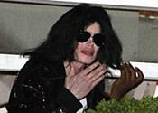 Jacko's midnight Thriller in London