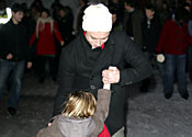 Jude on ice