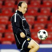 Agent – Benitez could leave