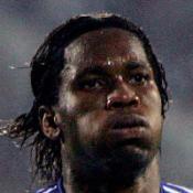 Drogba hat-trick stings Hornets