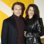 Christian finalises divorce