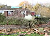 Tornado carnage