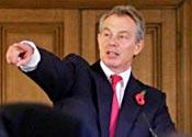 Blair faces criticism over A&E closures