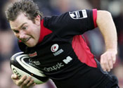 Awesome Sarries see off Parma